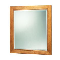 Foremost TRIM2434 34-Inch Exhibit Mirror, Rich Cinnamon *** Special discounts just for this time only  : Decor Mirrors