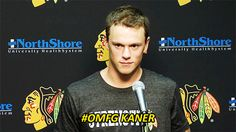 tazers face at the mention of kane's name
