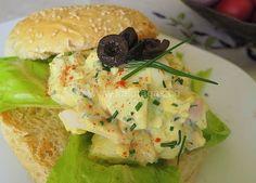 Egg Salad Revisted - Kalofagas - Greek Food & Beyond