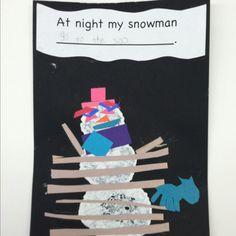 Snowmen At Night Activity