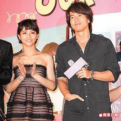 宋芸樺(左)雖是女主角,但昨焦點皆在言承旭身上。
