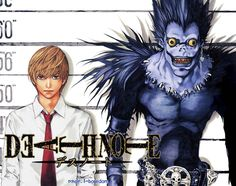 Ryuk y Ligth X3