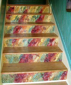Fall Down the Stairs | Flickr - Photo Sharing!   Staircase with tempered glass! Wow!