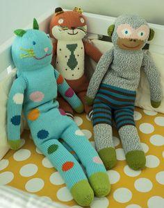 Knit animals- DIY?