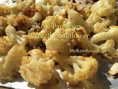 This is the easiest way to make cauliflower taste amazing! It's actually highly addictive once you start eating it this way!