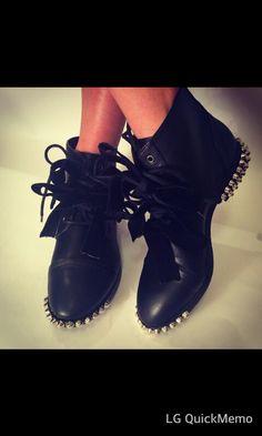 shoes inspiration, @dna_look, facebook.com/dna.look fw2014
