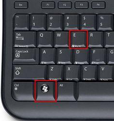 11 kombinime në tastierë për ta përdorur kompjuterin si ekspert! Computer Shortcut Keys, I Heart Organizing, Diy Crafts Hacks, Notebook Laptop, Math Lessons, Self Development, Computer Keyboard, Techno, Clip Art