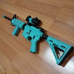 Tiffany & CO gun