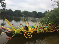 #fairchildgarden #miami #glass #chihuly #delraygrl