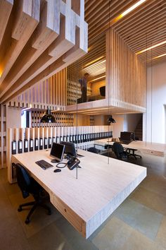 March Studio Office Space | Indesign Live