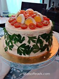 """Résultat de recherche d'images pour """"sandwich cake"""""""