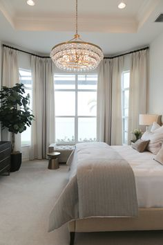 Light and airy bedroom design. Naples Parade of Homes Airy Bedroom, Bedroom Colors, Home Decor Bedroom, Light Bedroom, Bedroom Ideas, Master Bedroom, Bedroom Retreat, Bedroom Inspo, Master Suite