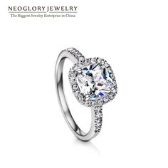 Engegement Charm Rings for Women Fashion Jewelry Accessories Platinum Plated 2014 Elegant Engagement Rings, Wedding Engagement, Wedding Rings, Fashion Rings, Fashion Jewelry, Cheap Rings, Boho Rings, Luxury Wedding, Heart Ring