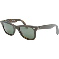 Ray-Ban brings a modern twist to a classic style with fresh colors and lens tints. The Original Wayfarer offers options for everyone - whether you're a sneaker-collecting hipster, or you've just been wearing these for 20+ years. Ray-Ban's legendary reputation for optical quality was built on these shades – there's a reason the Wayfarer is one of the most-copied sunglass designs of all time.