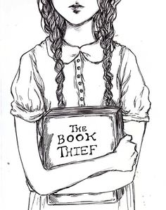 Is the main character in the book thief by zusak a teenager?