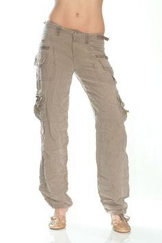 These look awesomely comfortable! Danang Cargo Pants