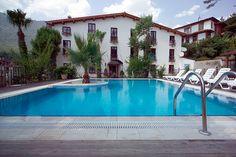 (Aegaeis)  Baga Boutique Hotel Eine Oase der Ruhe direkt am Meer mit schönem Garten und eigenem Strand...
