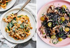 10 delicious and healthy alternatives to pasta and noodles Healthy Drinks, Healthy Snacks, Best Gluten Free Recipes, Healthy Alternatives, Japchae, Smoothies, Snack Recipes, Easy Meals, Pasta