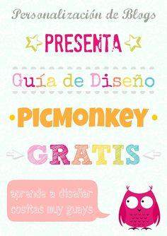 ¡Guía de diseño PicMonkey gratuita!