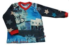 Molo Kids Easyrider print (Rasmus) from the SS10 collection