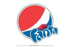 Quand Pepsi rencontre Fanta - LOGO