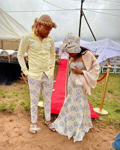 Traditional Wedding Decor, African Traditional Wedding, African Inspired Fashion, African Fashion Dresses, Wedding Inspiration, Style Inspiration, Wedding Goals, Bride, Weeding
