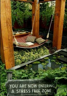 Meditation garden. Ok James build me one of these to mediate on. :)