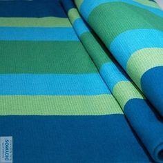 Didymos Stripes Iris, Woven Wrap, Didymos, Little Zen One