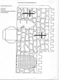 Build a medieval castle! Simply print off the Castle net onto so thin card, colour in, cut ou. Preschool Themes, Preschool Art, Classroom Themes, First Grade Projects, School Art Projects, Medieval Party, Medieval Castle, Model Castle, Toy Castle