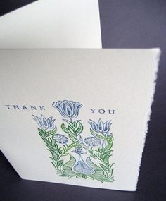 Sweet Thank You Cards