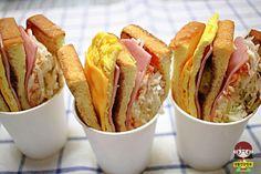 Snack Recipes, Cooking Recipes, Korean Food, Food Design, Pretzel Bites, Food Videos, Almond, Sandwiches, Brunch