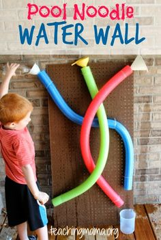 Top 5 summer activities for toddlers!!