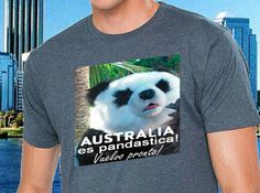 AUSTRALIA es pandastica! - Vuelvo pronto!