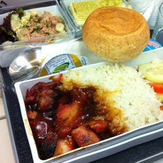 Singapore Airlines | 18 Airline Foods From Around The World