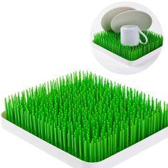 HOLA.COM - Escurridor de platos My Garden - abril 2014. ¿Son plantas? No, accesorios para el hogar. Mil gracias Revista HOLA por citar nuestro escurridor My Garden http://www.ottoyanna.com/escurridor/1514-escurreplatos-my-garden.html en vuestra selección de artículos inspirados en plantas #MyGarden #escurreplatos #escurridor El escurridor My Garden, de Ottoyanna, se caracteriza por su diseño que simula césped verde, sobre el que se colocan los platos, los cubiertos, los vasos y otros…
