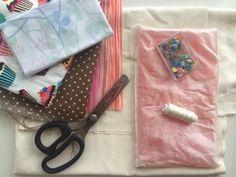 Como hacer una bolsa térmica con huesos de cereza