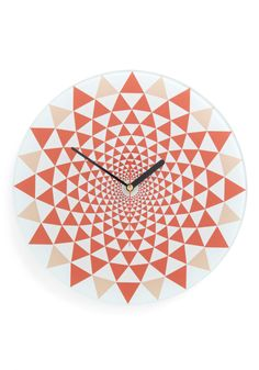 Illusion of Time Clock | Mod Retro Vintage Wall Decor | ModCloth.com