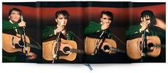 Unseen Elvis: Rare portrait studies in colour of Elvis