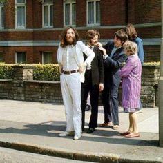 Abbey Road reprise