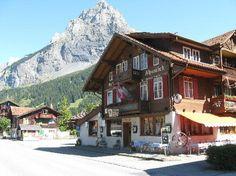 Hotel Alpenblick, Kandersteg