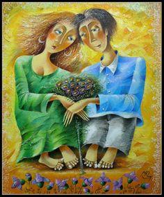 Yuri Matsik . Painting (Picture)