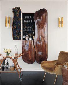 Interiors Bar - Design Portfolio and Lookbook - Dering Hall