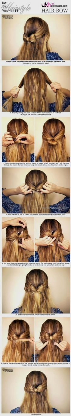 Cute and Easy Hairstyles for School 2017… Cute and Easy Hairstyles for School 2017 http://www.fashionhaircuts.party/2017/05/20/cute-and-easy-hairstyles-for-school-2017-3/