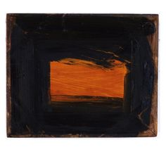 Howard Hodgkin - Heat and dust, 2010.