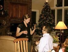 25 Unique Christmas Proposal Ideas http://www.senatehouseevents.co.uk/features/25-unique-christmas-proposal-ideas