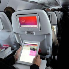 In-flight Netflix IFE