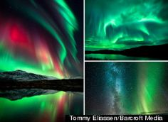 Aurora Borealis Is A Psychedelic Sight (PICTURES)