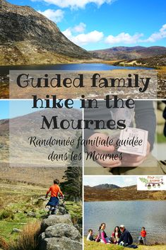 Guided family hike in the Mournes with Every Treasure - Four Acorns / Quatre graines de chêne