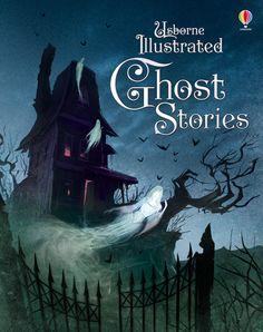 #GhostStories #spooky #halloween #childrensbooks #fiction #usborne