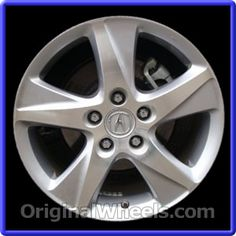 OEM Acura Rims Used Factory Wheels From OriginalWheelscom Acura - Acura factory rims